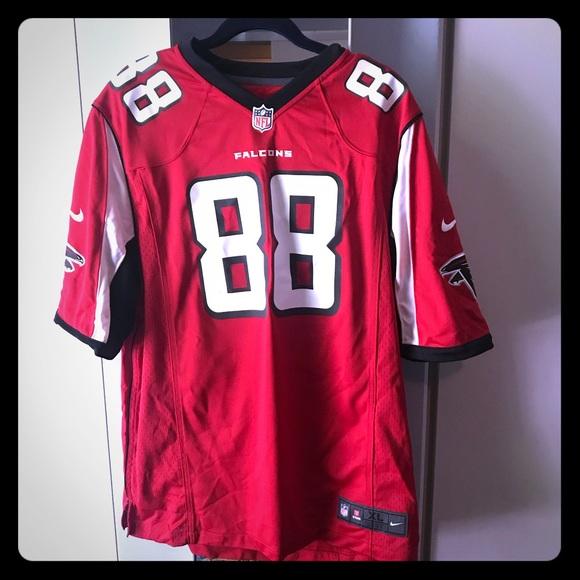 100% authentic 7c151 6b5e7 Tony Gonzalez Atlanta Falcons Authentic NFL Jersey